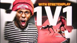 LEGEND STRETCH PLAYMAKER  Breaking Ankles at the 1v1 EVENT! BEST BUILD & JUMPSHOT NBA 2K20!