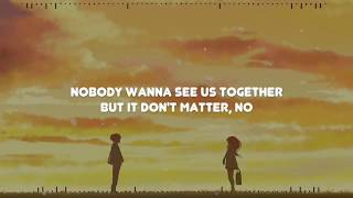 Lauv - Don't Matter (Lyrics)