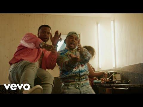 Смотреть клип Doe Boy Ft. Moneybagg Yo - Split It