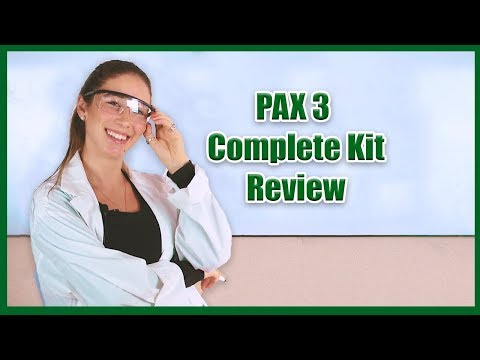 PAX 3 Complete Kit Vaporizer Review