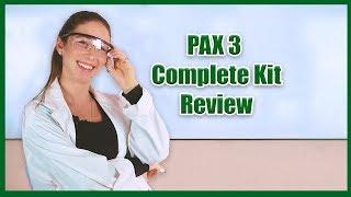 PAX 3 Complete Kit Vaporizer Review