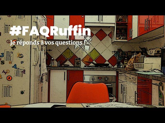 FAQ Ruffin : Je réponds en direct à vos questions !