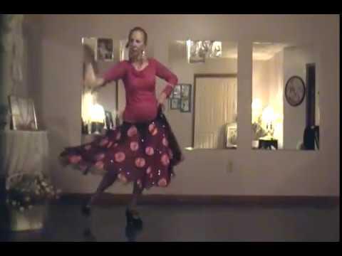 Flamenco Dance- Christmas Dedication In memory of my Loving Aunt