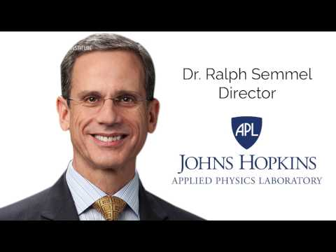MD Business Leadership Awards | Dr. Ralph Semmel - Johns Hopkins Applied Physics Lab