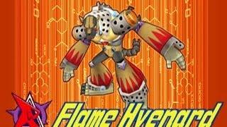 ROCKMAN X7(PC, KOR) -Flame Hyenard-