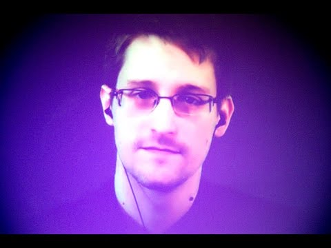 Edward Snowden - The Information Your Government Collects