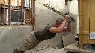 Тренировочные петли TRX - как сделать своими руками