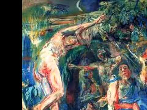Oskar Kokoschka- Mahler sinfonía Nº7 - YouTube