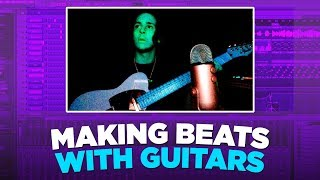 NICK MIRA MAKES A BEAUTIFUL GUITAR BEAT FROM SCRATCH IN FL STUDIO