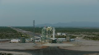 Blue Origin's Launch Site One