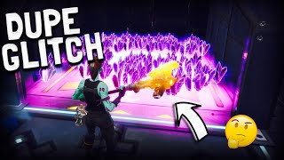So There Is New Duplication GLITCHES here in Season x fortnite save the world