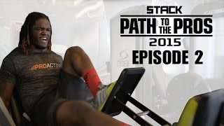 Path to the Pros 2015: Training Days