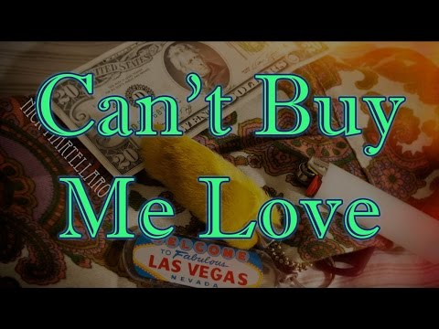 Can't Buy Me Love (Beatles cover) LYRIC VIDEO by Nick Martellaro
