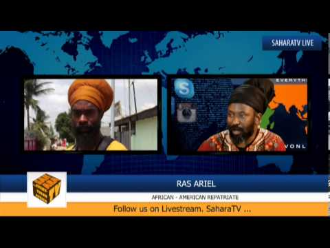 Repatriation To The Motherland, With Ras Ariel