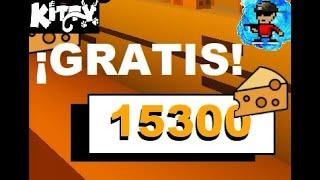 Roblox Kitty - ¡¡15.300 QUESOS GRATIS!! 🐱 🐭 [05/06/2020] ¡Rápido, Termina pronto! 🏃♀️ 🏃♂️💨 - BBazz