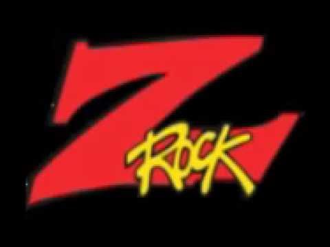 Z-Rock!! April 25, 1992 Commercial block
