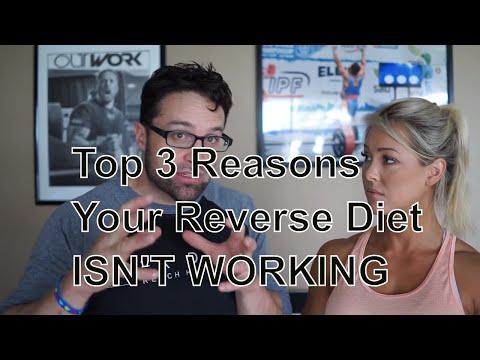 Reverse Dieting Biggest Mistakes