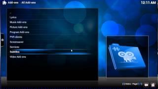 cara dapatkan panduan program tv di malaysia dengan xbmc