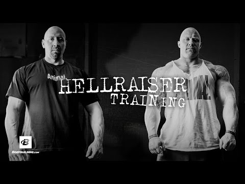 Hellraiser Training Program | Trailer