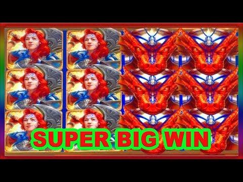 ** SUPER BIG WIN ** DEN OF GOLD ** NEW KONAMI GAME ** SLOT LOVER ** - 동영상