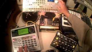volca beats vs radias vs dr 880 vs moog minitaur bass drums