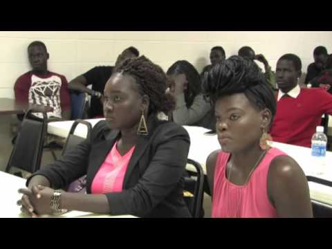 SPLM/A Youth League-USA 1st Annual Conference