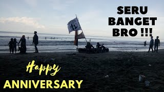 SERU !!! Ngetrip ke Pantai with vespa extrim Mp3