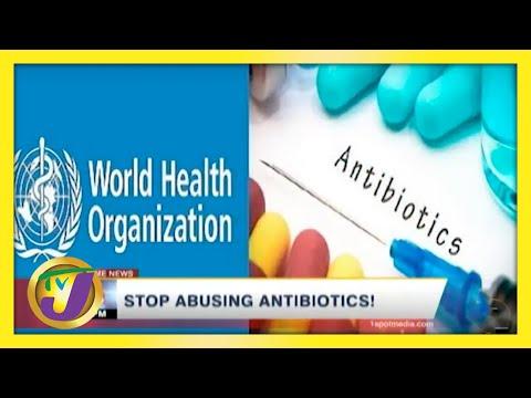 Stop Abusing Antibiotics! TVJ Health Report - May 12 2021