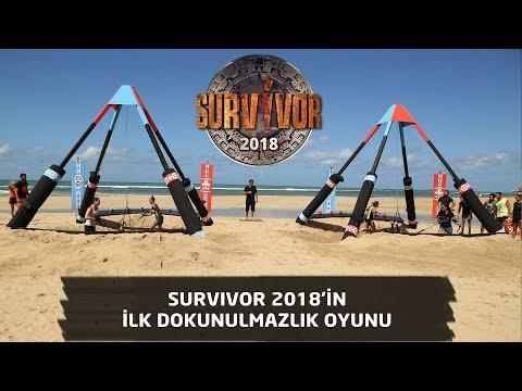 Survivor 2018 | 7. Bölüm | Survivor 2018'in ilk dokunulmazlık oyunu!