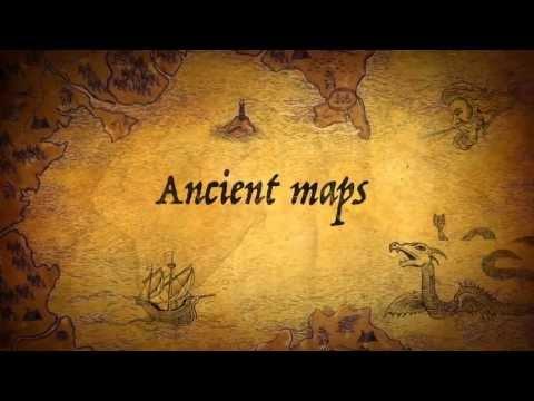Peri Reis Antarctica  Map - Changing History