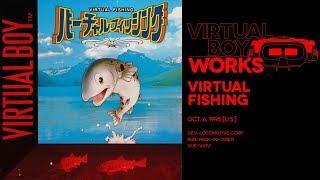 Virtual Fishing retrospective: Red tide | Virtual Boy Works #16