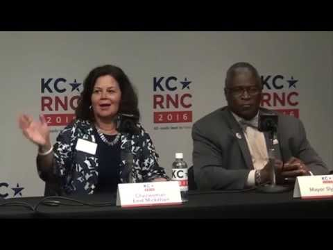 Republican National Committee 2016 selects Kansas City - Press Conference