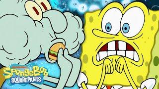 BIKINI BOTTOM NAUGHTY LIST! 👿📝 Why Santa Won't Visit Bikini Bottom! | SpongeBob SquarePants