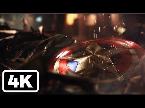 Marvel Avengers Square Enix Project Trailer (4K)