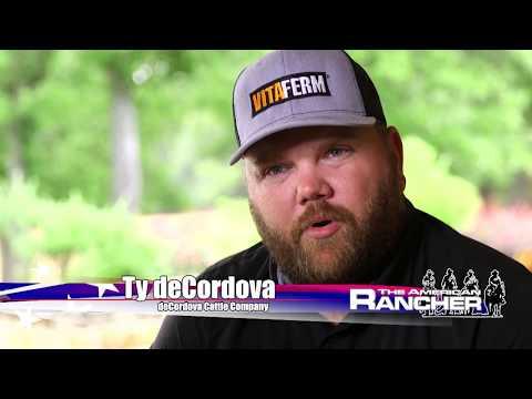 The American Rancher deCordova Cattle | VitaFerm Raised-Gain Smart
