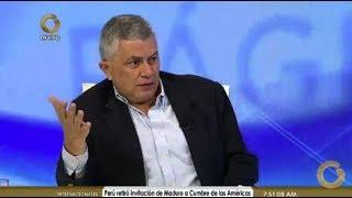 Reinaldo Quijada: Hay que resistir por eso debemos salir a votar (Parte2/2)