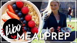 FIBO Vorkochen |Gesunde Snacks einfach für unterwegs |MEALPREP