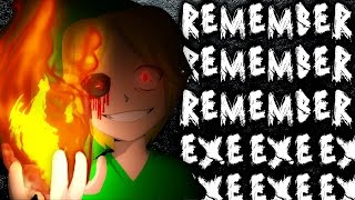 Remember.exe - Your Computer Belongs To Ben Drowned!