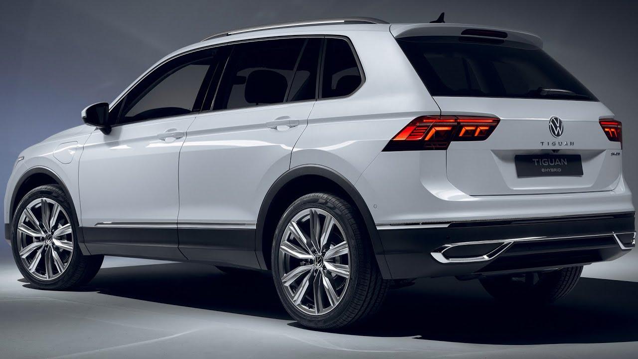 2021 Volkswagen Tiguan eHybrid - Exterior and Interior ...
