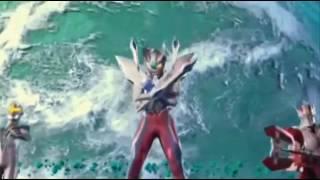 Ultraman Zero The Movie (The Revenge Of Belial}