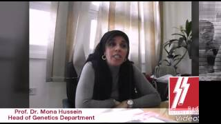 Prof  Dr  Mona Hussein - Interview about SS radio launching