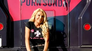 Former Porn Star Shelley Lubben Preaches on Porn Sunday! VIDEO!