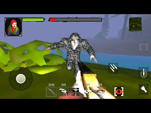 Bigfoot Monster Hunter (By OneTonGames) Android Gameplay HD