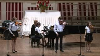 Отчётный концерт ,музыкальная школа №9