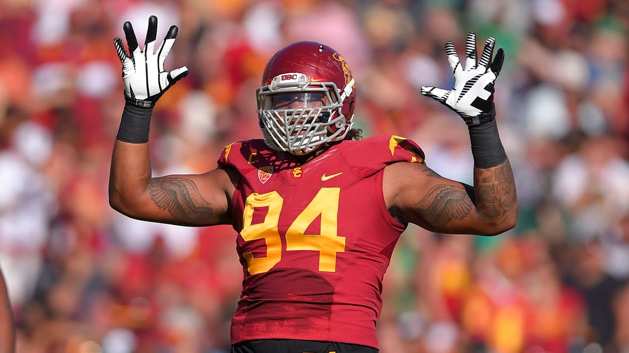 buy online 14228 4f9a5 Leonard Williams highlights: 2015 NFL Draft profile
