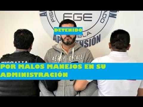 Alcalde De Tehuacán, Pue., Por El PRI-MOR Detenido En El AICM