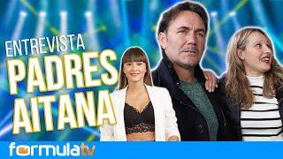 Los padres de Aitana ('OT 2017') hablan de la relación con Cepeda y Eurovisión 2018