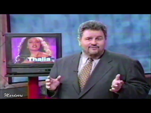 Cuando Thalía cambió  a Fernando Colunga por