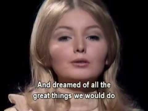 Mary Hopkin Those Were The Days To Byly Piekne Dni 1968 Youtube