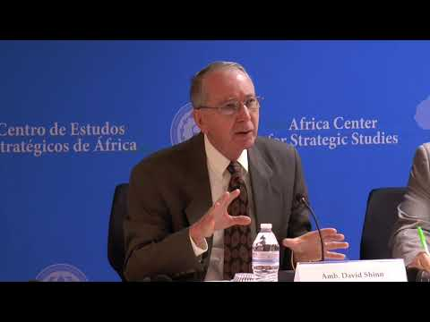 China's Interests in Africa: A Panel Discussion with David Shinn, Princeton Lyman, and Yawei Liu